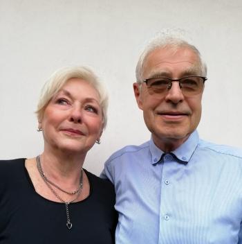 Ivana a David Krausovi mluvené slovo