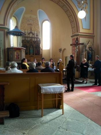 sbor Lumen v Hartvíkově