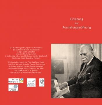 Klášter Speinshart, plakát výstavy str.1