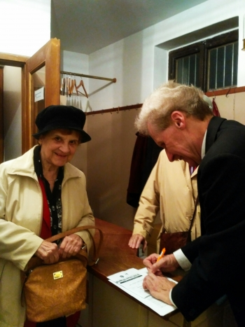 Jana Schneeweisová s T