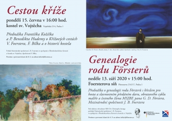 Genealogie rodu Försterů